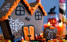 DIY Spooky Halloween House Project | Have a scary good time decorating with the kids!