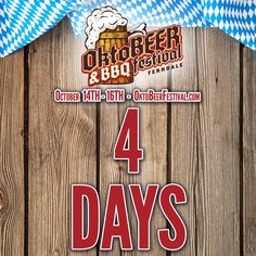 OktoBEER & BBQ Festival 2016! October 14-16. FREE ENTRY all weekend! Family friendly. Oktobeerfestival.com    FOOD! BEER! FRIENDS and a GREAT time! Invite your friends and have a FESTIVE time.    #OktoBEER #Ferndale #Oktobeerfestival #michigan #detroit #puremichigan #mi
