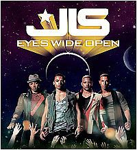 Only £1.24!! JLS Eyes Wide Open DVD (2011) Andy Morahan Fast Free Postage