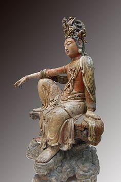 Bodhisattva Guanyin Dynastie Jin