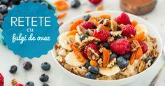 6-retete-cu-fulgi-de-ovaz Oatmeal, Breakfast, Food, The Oatmeal, Morning Coffee, Rolled Oats, Essen, Meals, Yemek