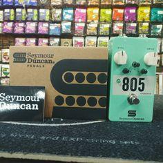 209 - Super pédale Seymour Duncan 805 semblable à une tube screamer mais avec un contrôle de bass, middle et treble! Bass, Seymour, Duncan, Guitar Amp, Musical Instruments, Guitars, Musicals, Music Instruments, Flat