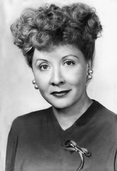 "Vivian Vance (1947) ~ portrayed Ethel,  Lucy's best friend, on the ""I Love Lucy"" television show."