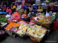 Marché à Ubud #Bali