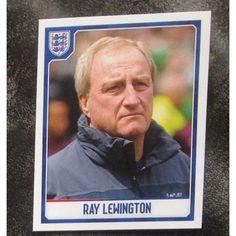 Football Soccer Sticker Panini UEFA Euro 2016 Campaign England #3