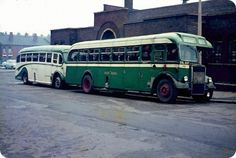 Old Bus Photos - Old bus Photos and informative copy Bus Coach, Coaches, Buses, Yorkshire, Vintage Cars, Ps, Trains, Transportation, Vehicle