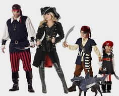 Pirate Group Halloween Costume Collection http://fave.co/2d4rK6V