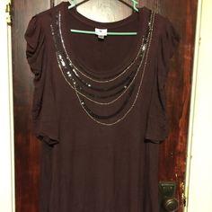 Women's plus size shirt Women's Plus size shirt Worthington Tops Blouses