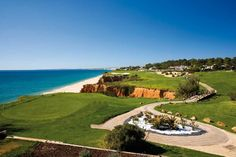 Stunning Golf Course.  Val Do Lobo, Portugal.  Shot 73 round here.