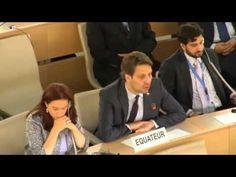 32 Sesión del Consejo de Derechos Humanos