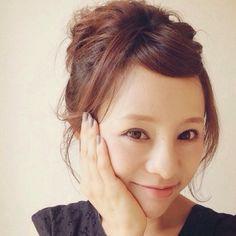 伸ばしかけ前髪もスッキリ♡おしゃれに見せる簡単ヘアアレンジ④選! | GIRLY