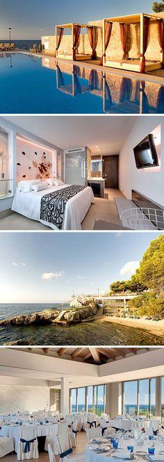 In Barcelo Illetas Albatros op het Spaanse eiland Mallorca kom je helemaal tot rust. Het viersterren hotel hanteert namelijk een adults only formule! Relax aan het zwembad op een Balinees bed, ontspan in de jacuzzi en werk jezelf in het zweet in de fitnessruimte. Dat wordt genieten!