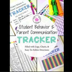 behavior and communication tracker