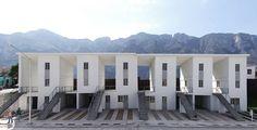 – a revolutionary new model for social housing, also in Mexico. Architect Alejandro Aravena. Photo: Index.