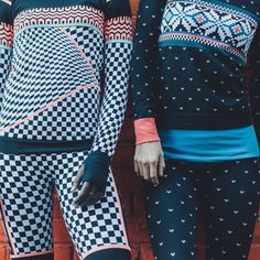 Ski chic. These base layers would make the perfect holiday gift for snow lovers!