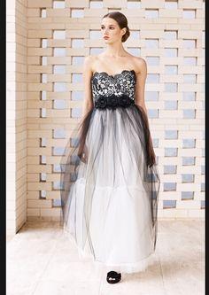 Moss & Spy 'Princess' gown