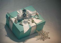 NYC ♥ NYC: TIFFANY Christmas Window Display