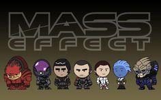 Mass Effect 3 Characters   Mass Effect characters image   Desura Mass  Effect 3 Characters, f13c90369c