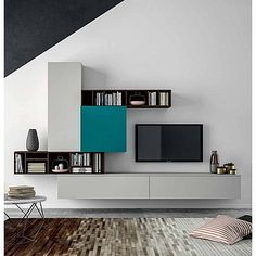 Luxury 'Cesare' TV Unit. Beautiful design, great style. High quality materials. My Italian Living