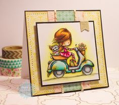 Tiddly Inks Challenge: Fab Friday and winners of our So Sweet challenge...