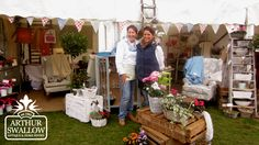 Antiques & Home Show, Lincolnshire Showground October 2013