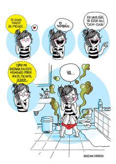 Diario de una volátil: ·olerte·