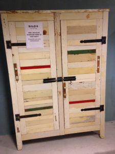 Sloophouten kast | Sloophout meubelen