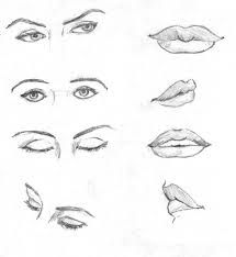 how to draw lips - Google'da Ara