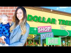 $1 DOLLAR TREE SHOPPING VLOG | SHOP WITH ME HAUL 2017