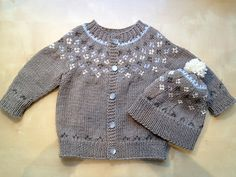 Ravelry: b19-2 First Snow pattern by DROPS design