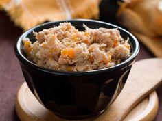 canard, canard, oignon, thym, mélange 4 épices, eau, poivre, sel