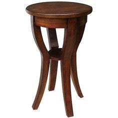 "Palmer Side Table - 14"" diam"
