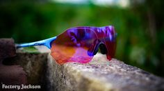 Oakley EV Zero Prizm Trail glasses review.