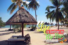 Life is better in flip flops, life is better at Badian Island Wellness Resort! #badianisland #Summer2017 #cebusouth #beautifuldestinations salesreservations@badianwellness.com Tel. no: (032) 401-3303, (032) 401-3305, (032) 475-0010