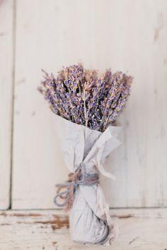 #provencal lavender bouquet...