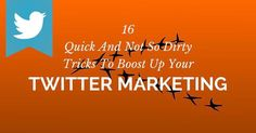 16 Quick Tips to Boost Your Twitter Marketing http://ift.tt/2mviMiS @I Am The Videographer Call (407)719-0960 to have a professionally done commercial for your business. The secret to a successful business is getting Exclusive Quality Content for your Brand and Product!! For a very low price get your personalized customized commercials for your marketing needs and niches. Go here to get $20 free just for signing up http://ift.tt/2d12HMZ call 407)-719-0960 #iamthevideographer #movies #theatre…