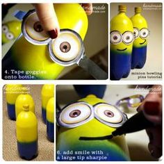 for minion party