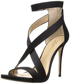82a5d0205fd6 Imagine Vince Camuto Women s Im-Devin Heeled Sandal