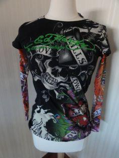 Ed Hardy Shirt NWT