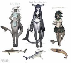 Fantasy Character Design, Character Design Inspiration, Character Art, Creature Concept Art, Creature Design, Creature Drawings, Mythical Creatures Art, Illustration, Anthro Furry
