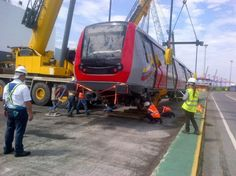 Alta Densidad – Llega a Venezuela el séptimo tren Metrópolis para Metro Los Teques