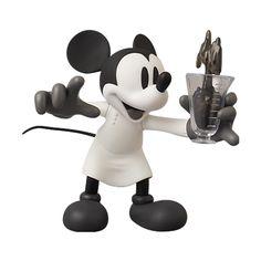 Mickey Mouse 1937 - Medicom.