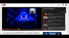 Hillsong Illuminati False Prophets EXPOSED !!!