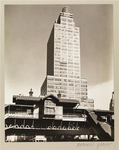 May 25, 1936 The McGraw Hill Building At 330 West 42nd Street Between 8th  And