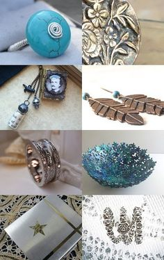 Blue diagonal by Marie ArtCollection on Etsy--Pinned with TreasuryPin.com