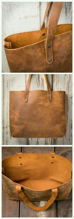 Leather Accent Tag - Big Brown Bear by VIDA VIDA QaBPynU