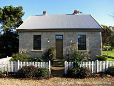 Rosny Cottage (at Rosny Farm) a small #history museum in Clarence. #Hobart #Tasmania Article and photo for think-tasmania.com