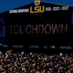 LSU Tigers!!