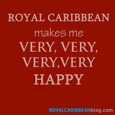 Me too!  #royalcaribbean #travel #cruise