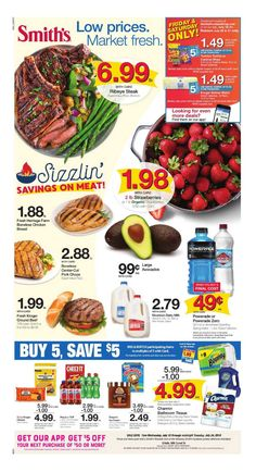4d264a264e8 Browsing Latest Smith s Weekly ad Flyer this week period July 18 – 24